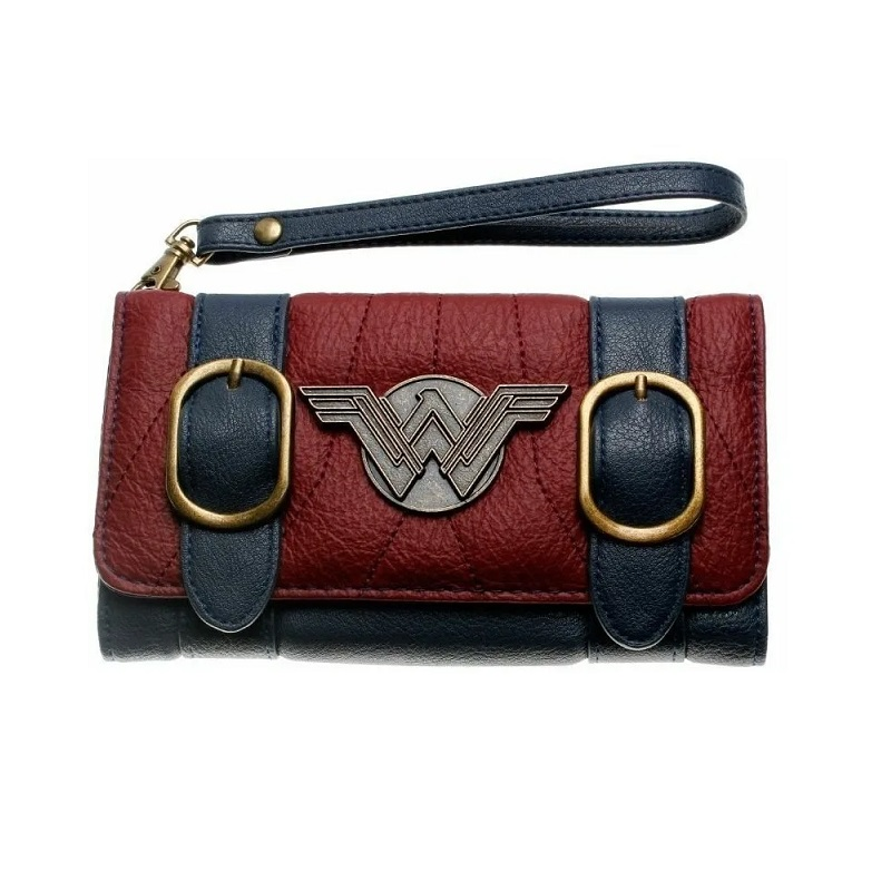 billetera, mujer maravilla, clutch, billetera wonder woman, wonder woman, tarjetero, monedero